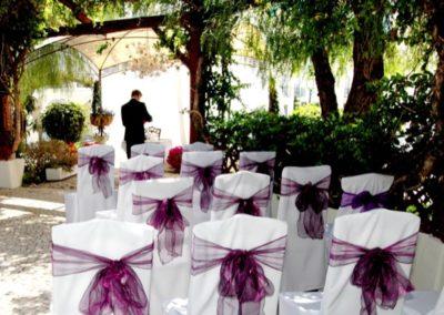 Wedding Ceremony at Casa Do Largo Restaurant | Old Village, Vilamoura
