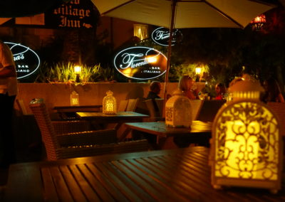 Florentina's Italian Restaurant Terrace - Casa Do Largo | Old Village Vilamoura